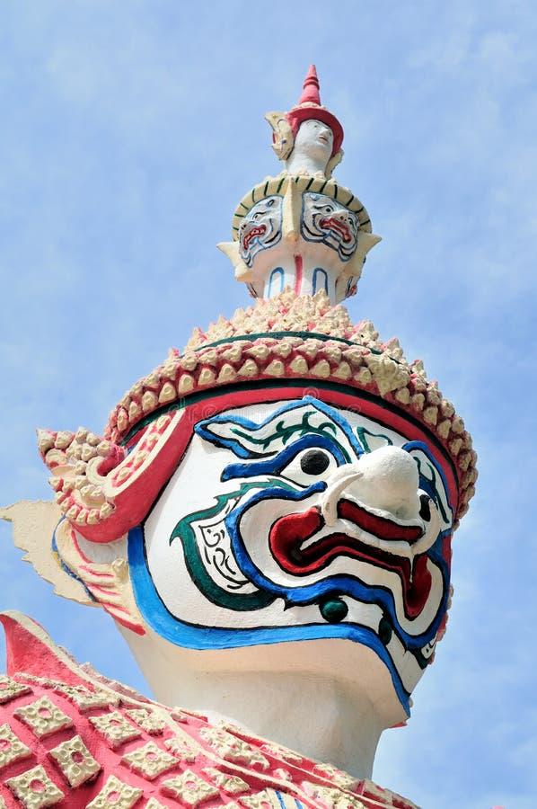ramayana ravana fotografia stock