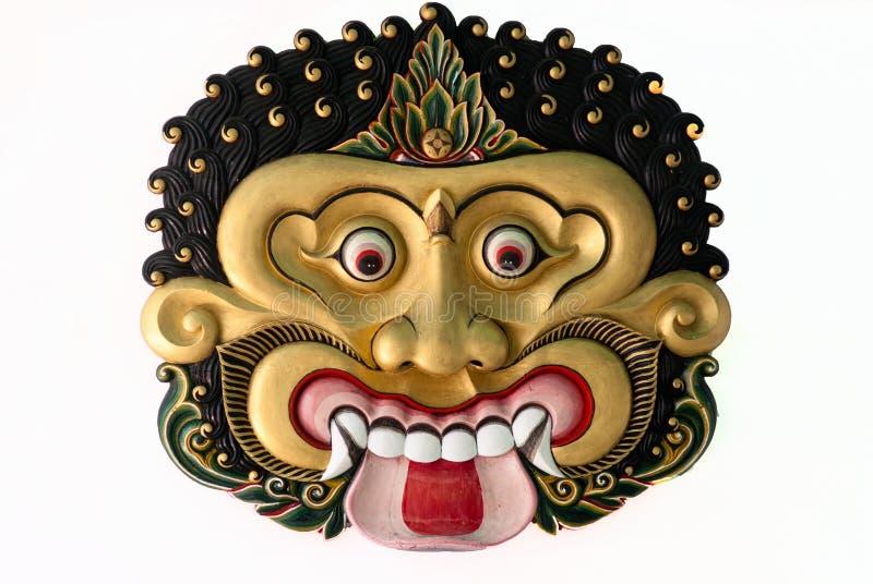 Ramayana tana maska obraz royalty free