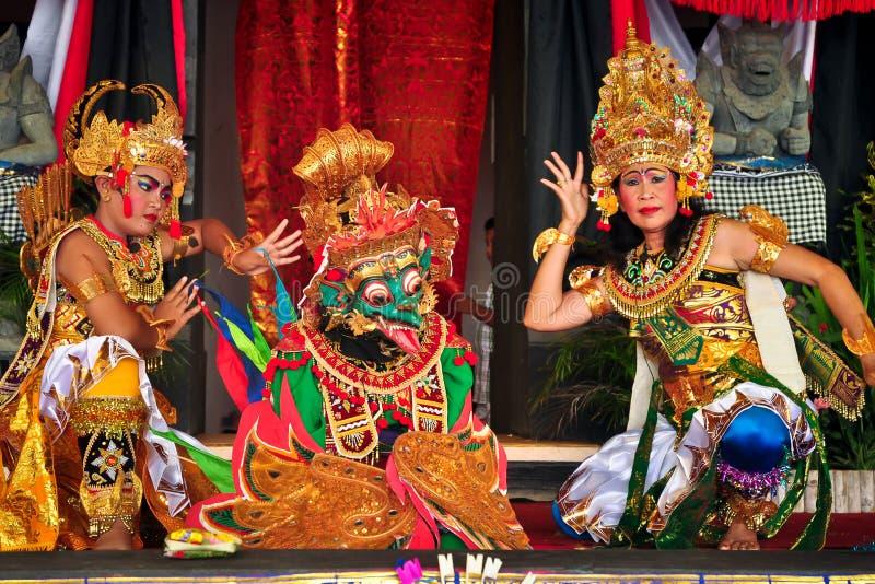 Ramayana taniec. fotografia royalty free