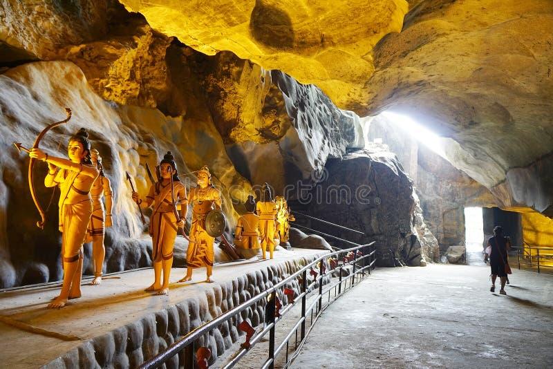 Ramayanahol royalty-vrije stock fotografie