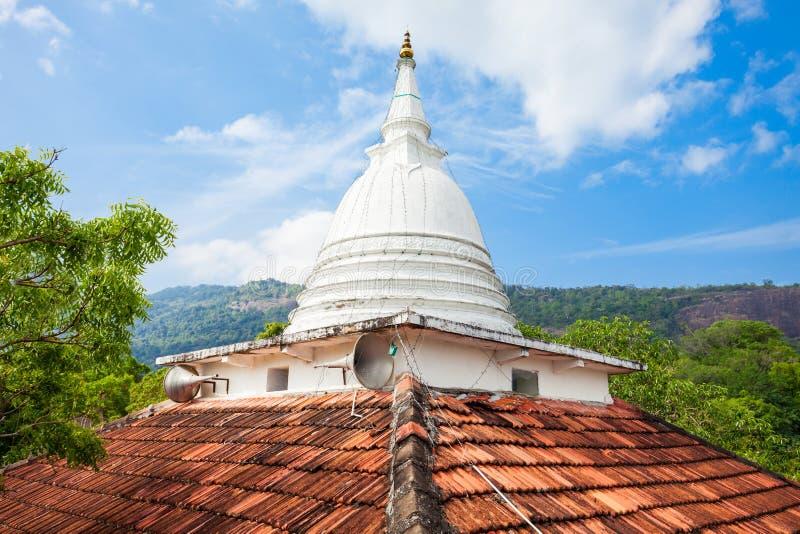 Rambadagalla Samadhi菩萨雕象 免版税库存图片