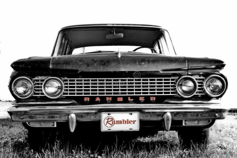 rambler stock foto's