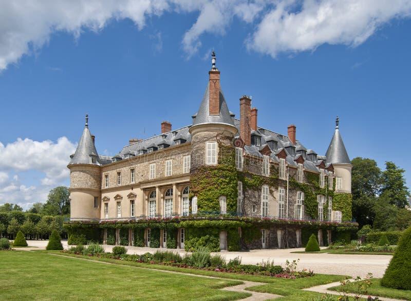 Rambouillet royalty-vrije stock afbeelding
