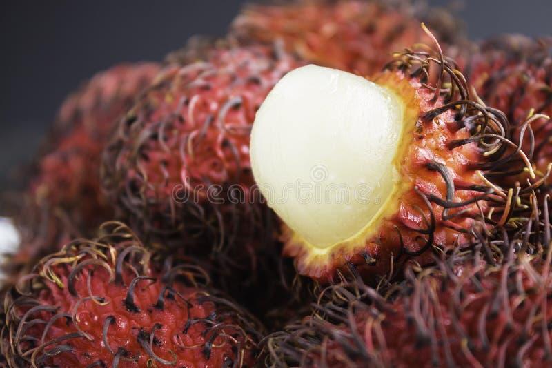 Rambutan στοκ εικόνες με δικαίωμα ελεύθερης χρήσης