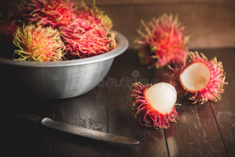 Rambutan stock foto's