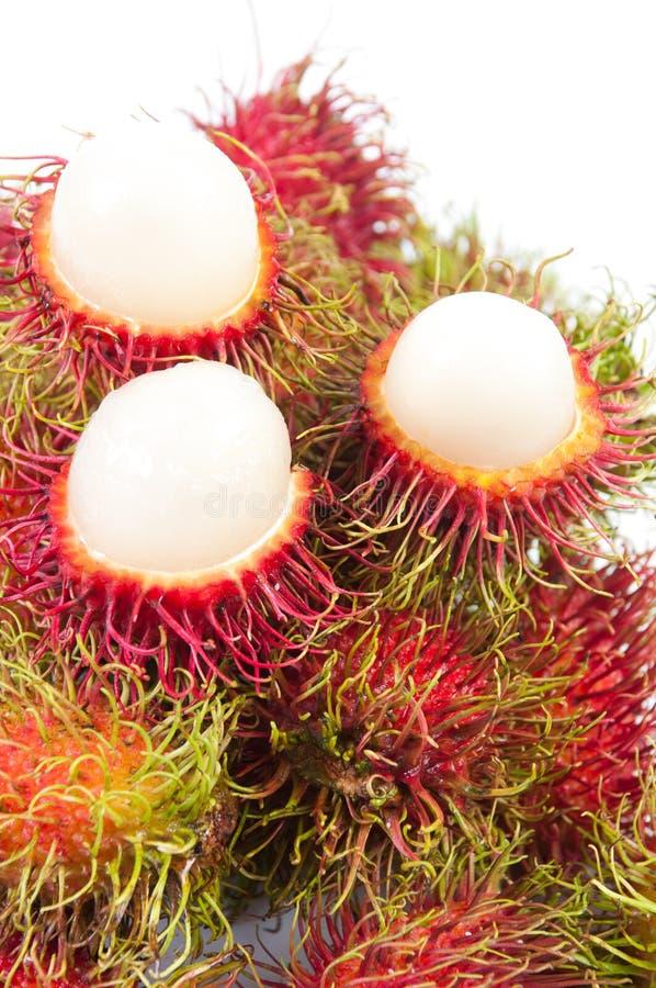Download Rambutans foto de stock. Imagem de tasty, exotic, dessert - 26504578