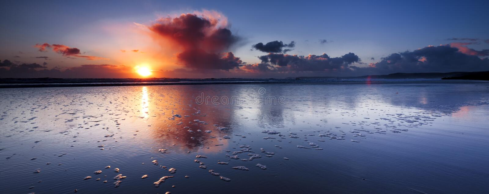 Rame Reflections stock images