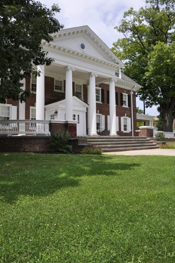Ramer Salão, faculdade de Lafayette imagem de stock royalty free