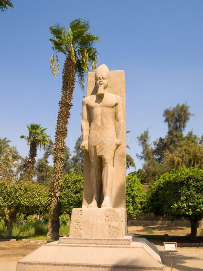 Rameses II royalty-vrije stock afbeeldingen