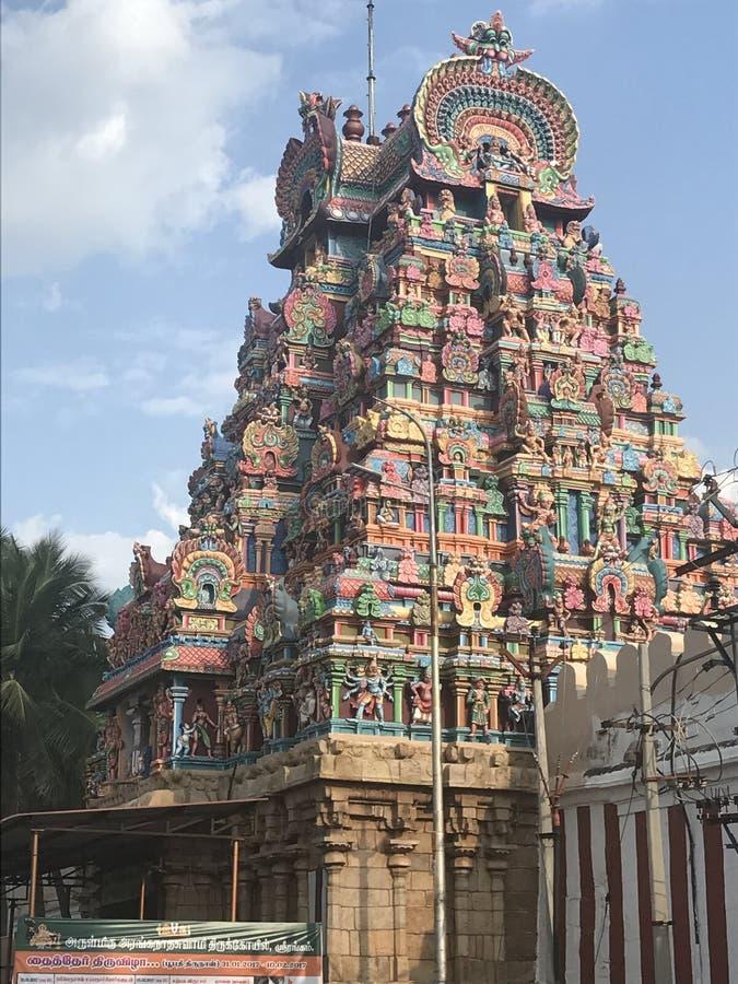 Rameshwaram arkivbild