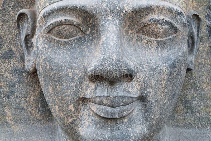 Ramesses II stockbild