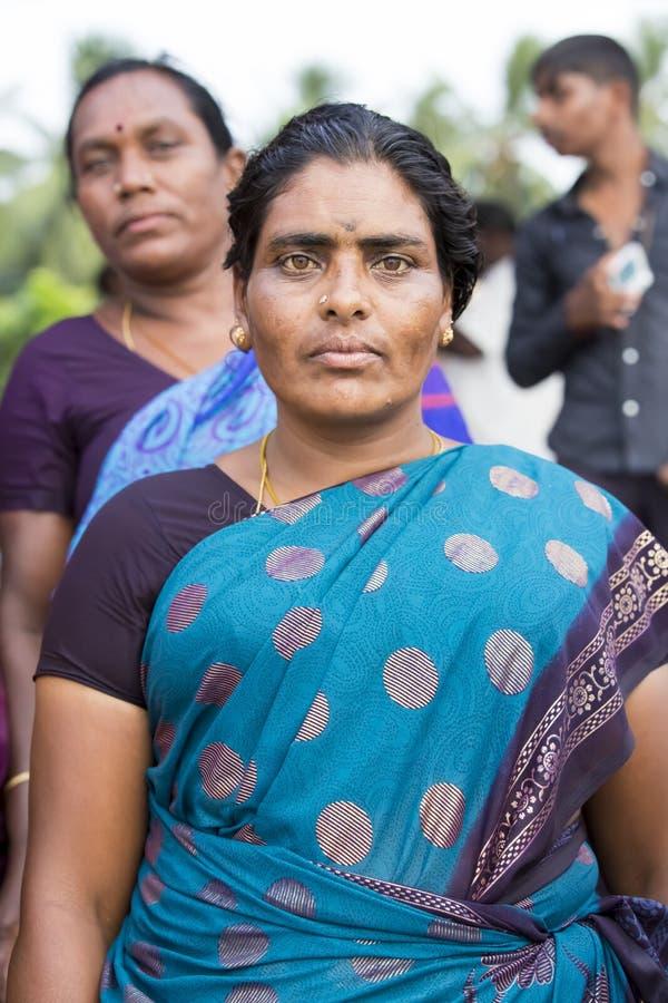 Rameswaram, India - May 25, 2014. Rameswaram, Tamil Nadu, India - May 25, 2014. Full report about Rameswaram pilgrimage, religion. Religious city rituals. Life stock photo