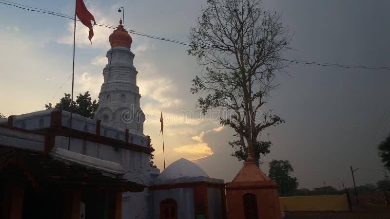 ramgir świątynia na ind fotografia royalty free