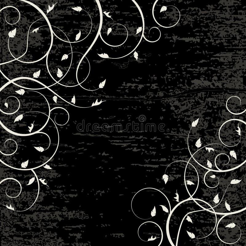 ramgrunge vektor illustrationer
