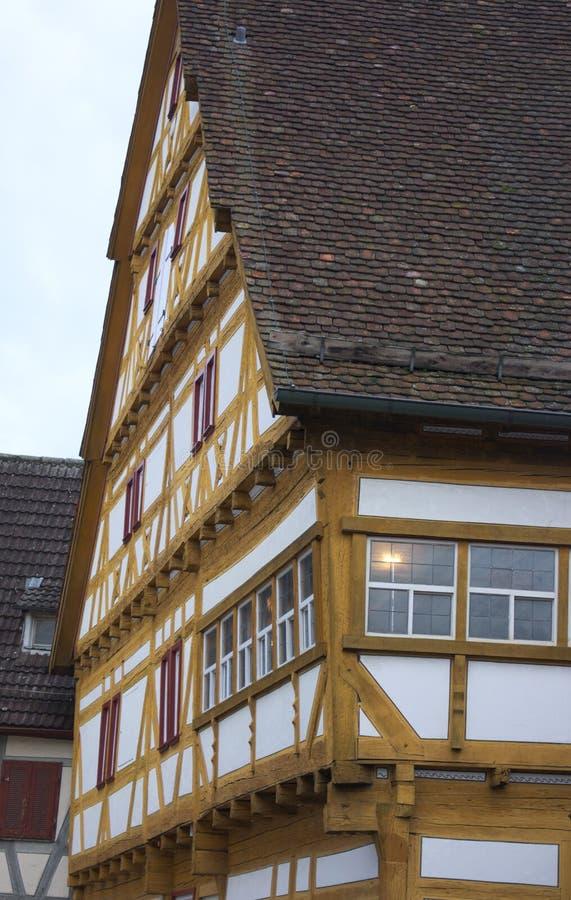 Ramhus - VIII - Waiblingen - Tyskland arkivbild