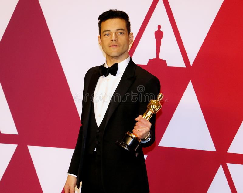 Rami Malek photos stock