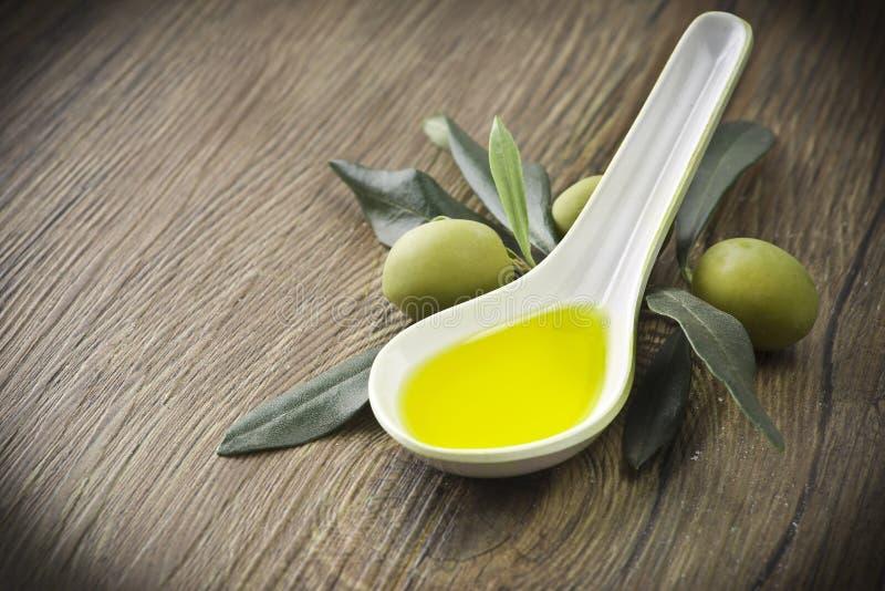 Ramifichi con oliva immagini stock