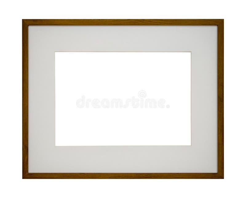 Ramisolat på vit arkivbilder