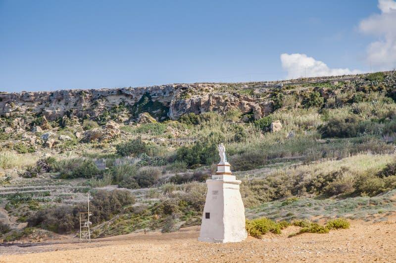 Download Ramla Beach On The Northern Side Of Gozo, Malta Stock Image - Image of ramla, island: 39509917