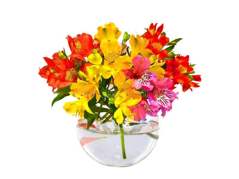 Ramo de flores fotos de archivo