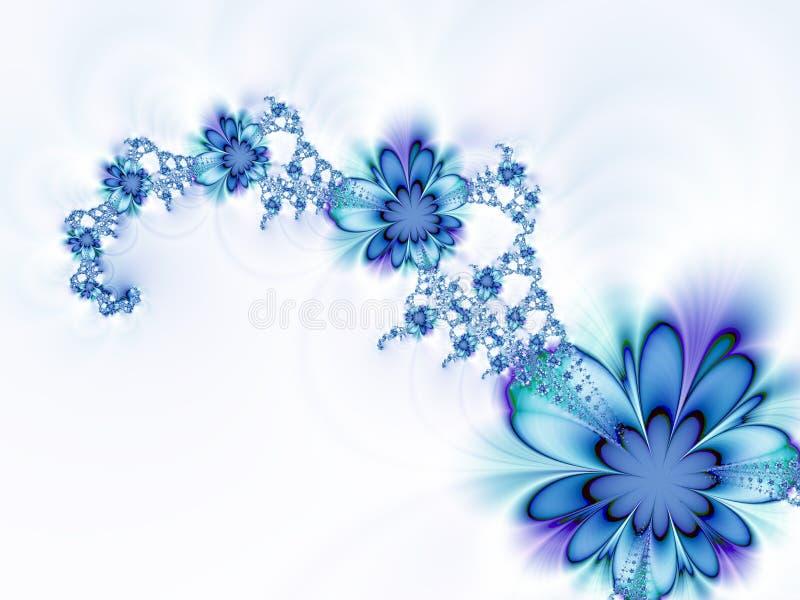 Ramo de flores ilustración del vector