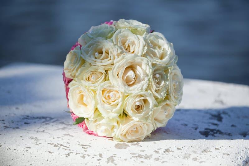 Ramo de la novia imágenes de archivo libres de regalías