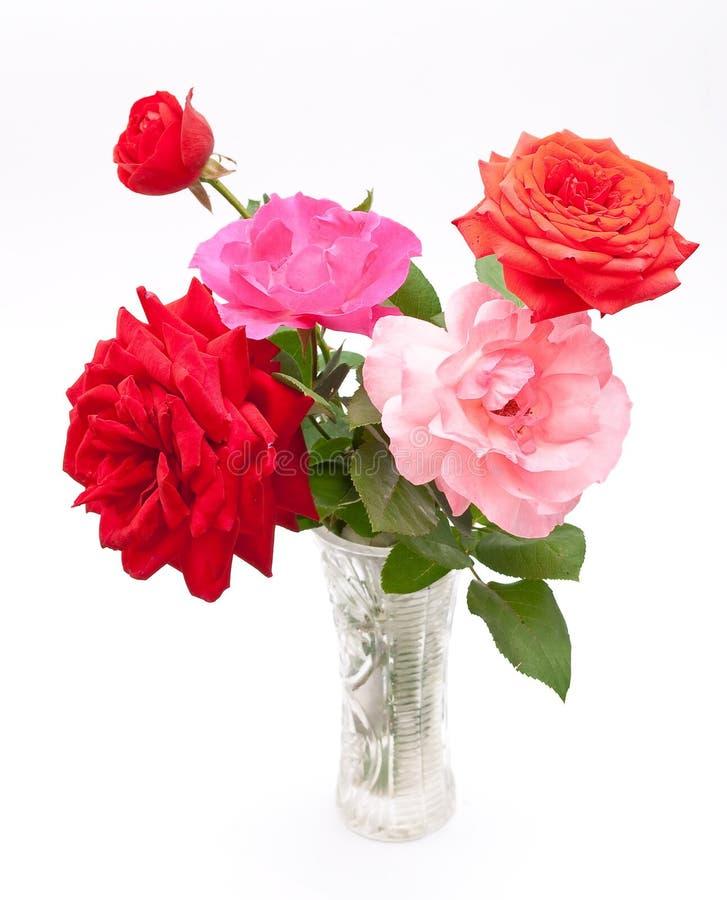 Ramo de rosas hermosas imagen de archivo imagen de - Ramos de flores bonitos ...