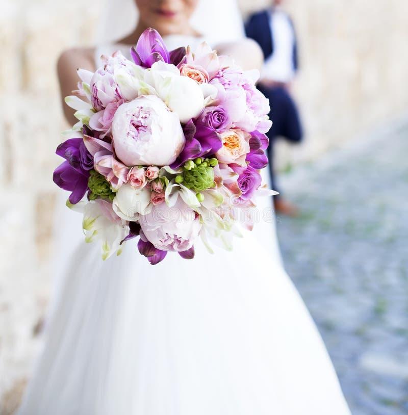 Download Ramo hermoso de la boda foto de archivo. Imagen de tradición - 44854954