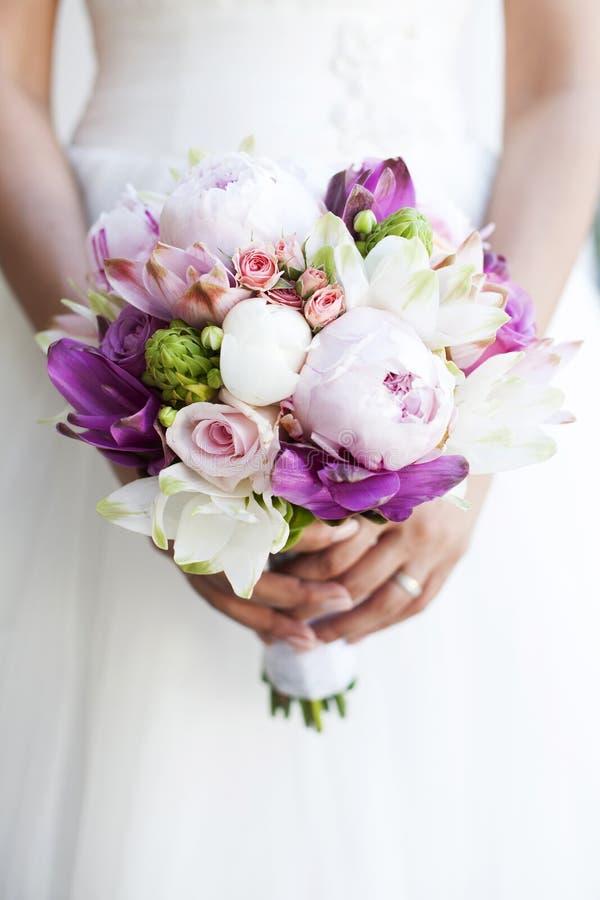 Download Ramo hermoso de la boda foto de archivo. Imagen de novia - 44855034