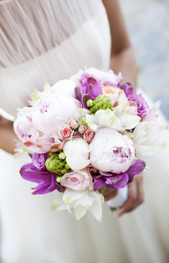 Download Ramo hermoso de la boda imagen de archivo. Imagen de matrimonio - 44855115