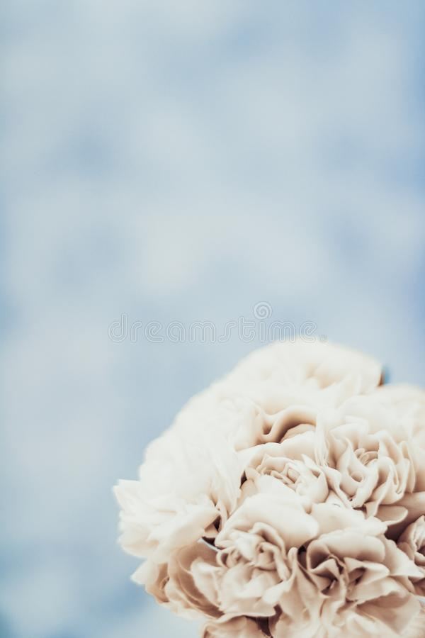 Ramo nupcial, casandose la decoraci?n fotografía de archivo libre de regalías