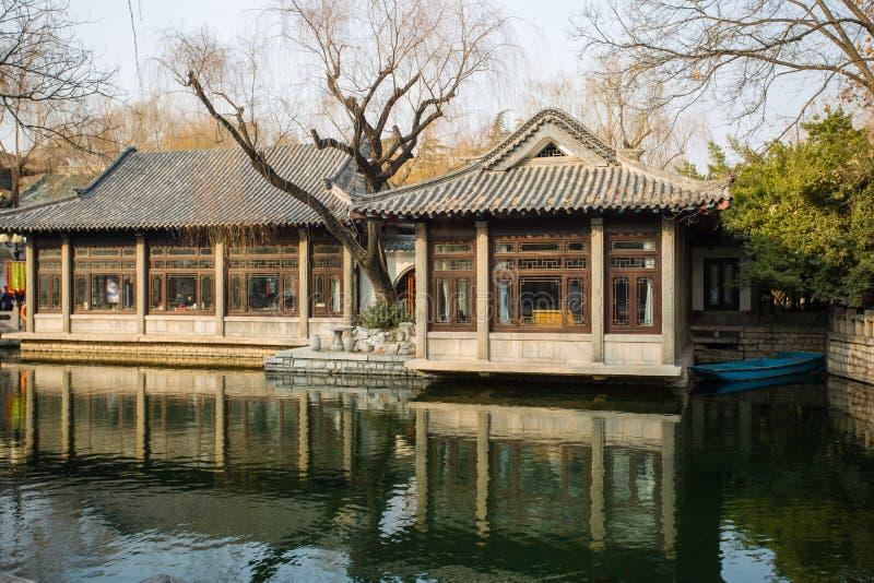 Ramos antigos chineses no inverno fotos de stock royalty free