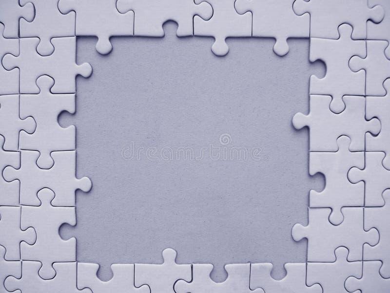 ramowa jigsaw royalty ilustracja