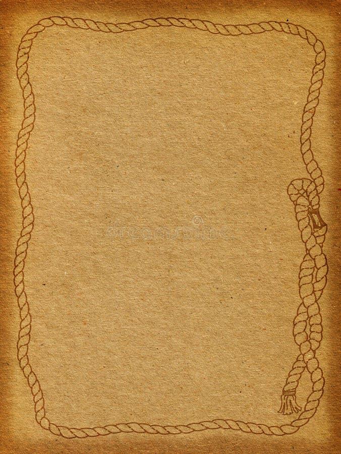 ramowa tła liny