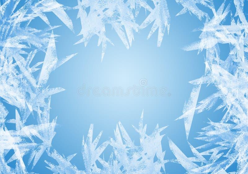 ramowa zima obrazy royalty free