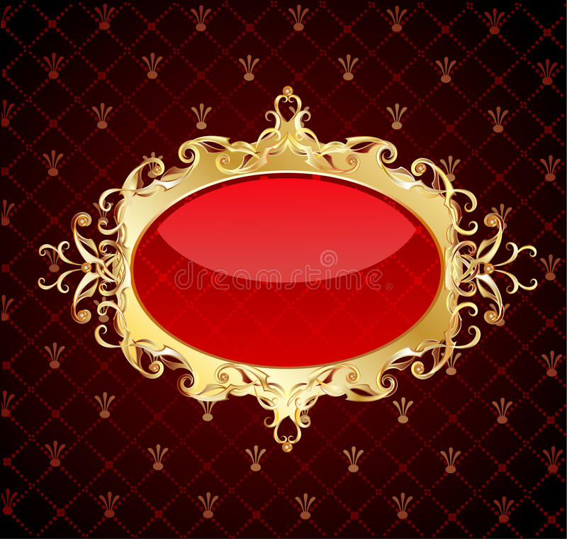 ramowy cenny royalty ilustracja