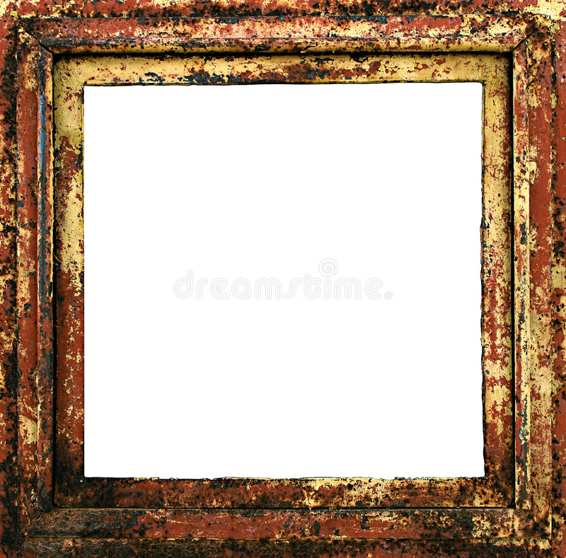 ramowy grunge zdjęcia stock