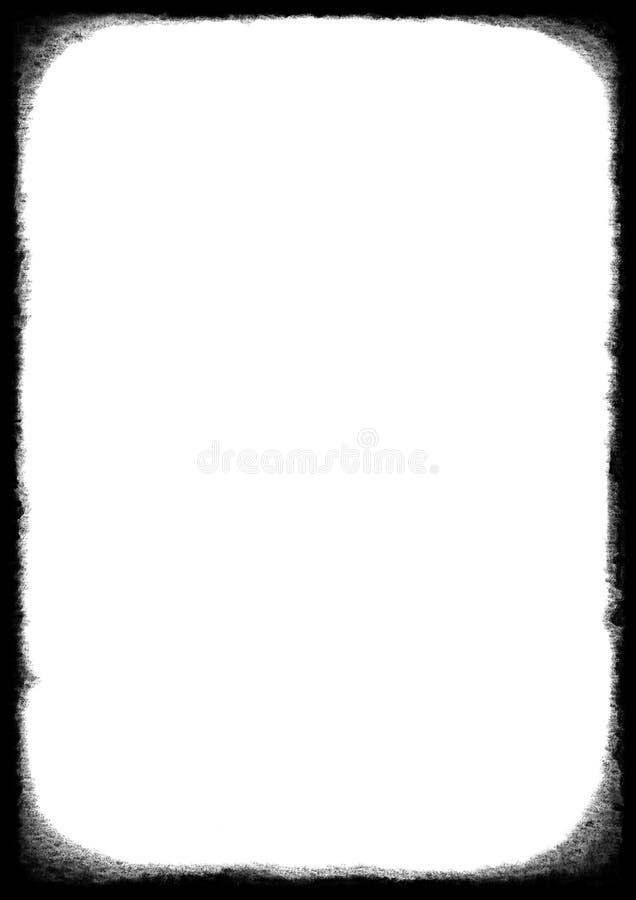 ramowy grunge royalty ilustracja