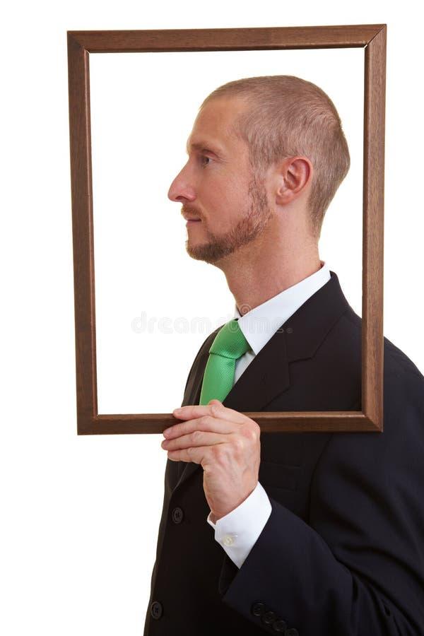 ramowy mężczyzna zdjęcia stock