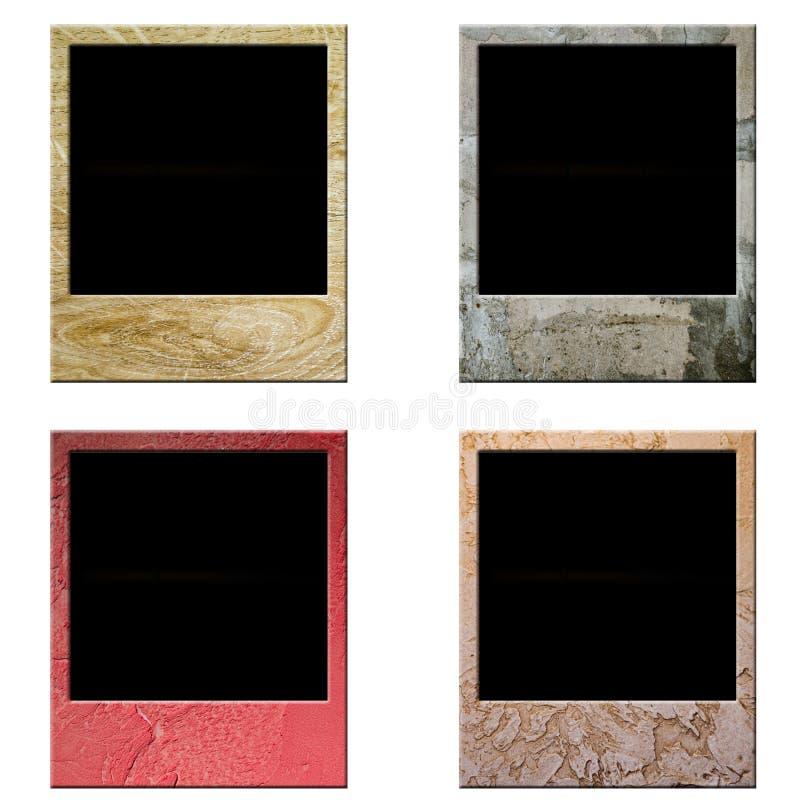 ramowy polaroid ilustracja wektor