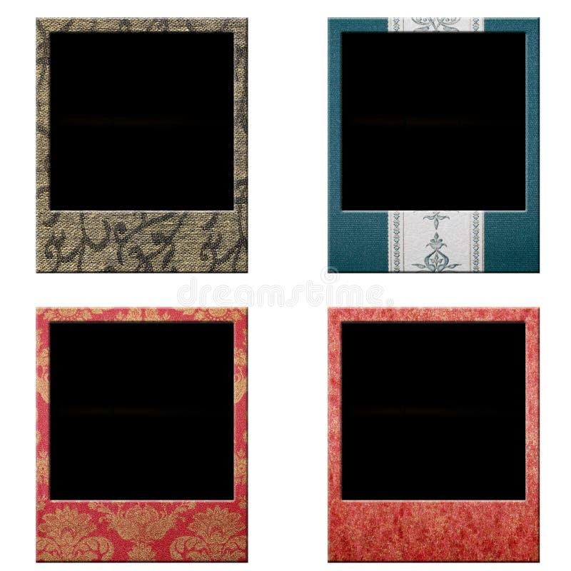 ramowy polaroid royalty ilustracja