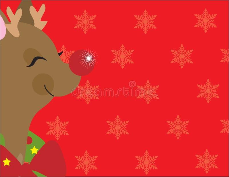 ramowy Rudolf ilustracja wektor