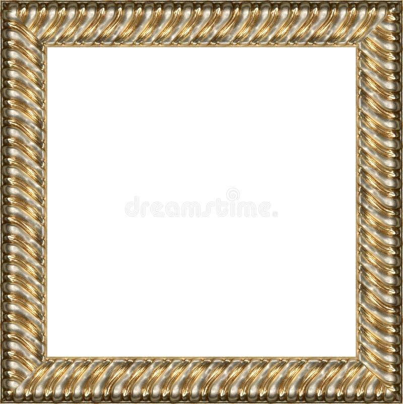 ramowy srebro obrazy royalty free