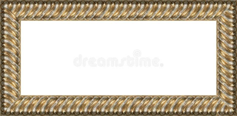 ramowy srebro zdjęcia royalty free