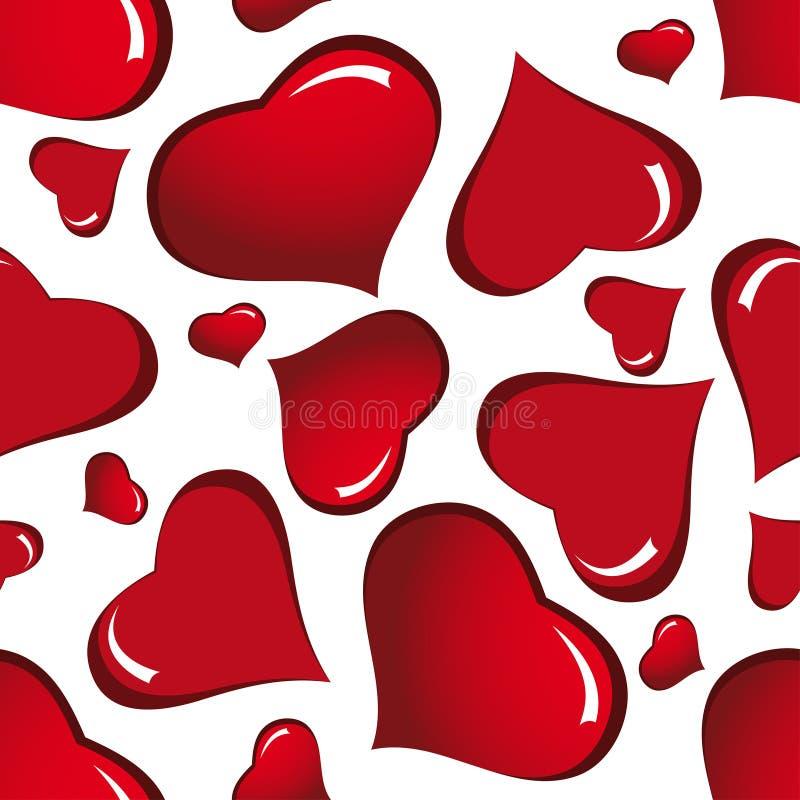 ramowy valentine ilustracja wektor