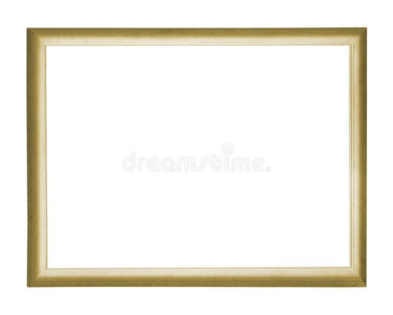 ramowy złoto zdjęcie royalty free
