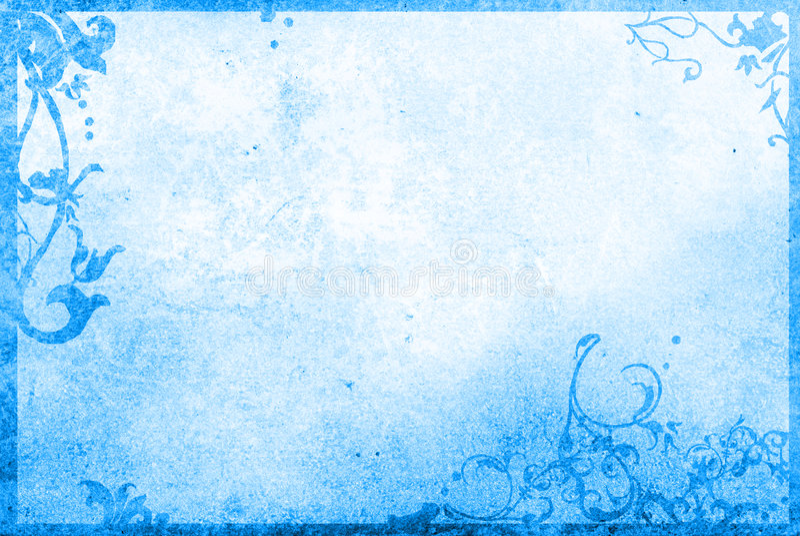 ramowych kwieciste stare księgi stylu tekstury obraz royalty free