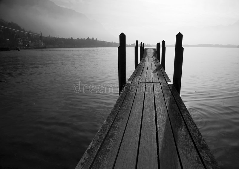 Download Ramp To Serenity Royalty Free Stock Photography - Image: 8527957