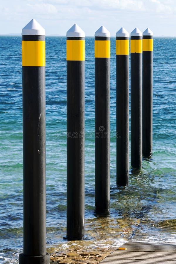 Download Rampa Della Barca Durante Il Giorno All'isola Del Nord Di Stradbroke Fotografia Stock - Immagine di molo, cielo: 55355252