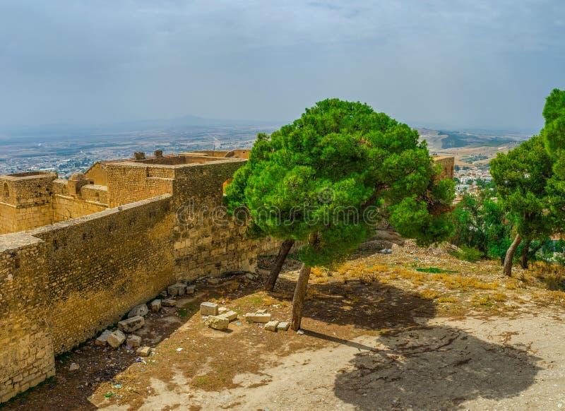 Ramparts Mały fort zdjęcie stock